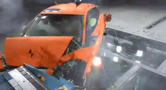 crash test volvo C30