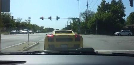 Lamborghini Crazy