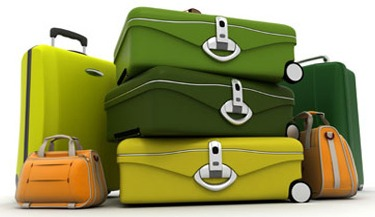 arrumar uma mala de viagem