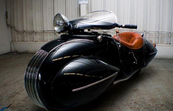 Veículos Art Deco