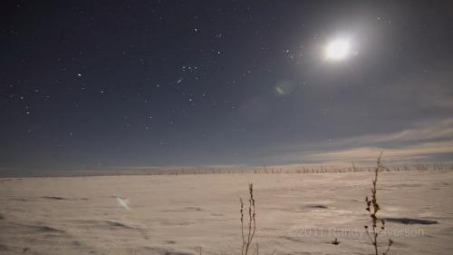 Inverno Dakota do Sul
