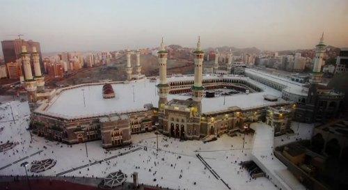 Meca cidade sagrada