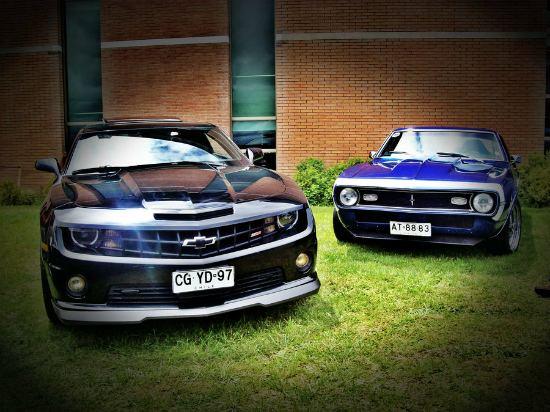 HD cars mustang