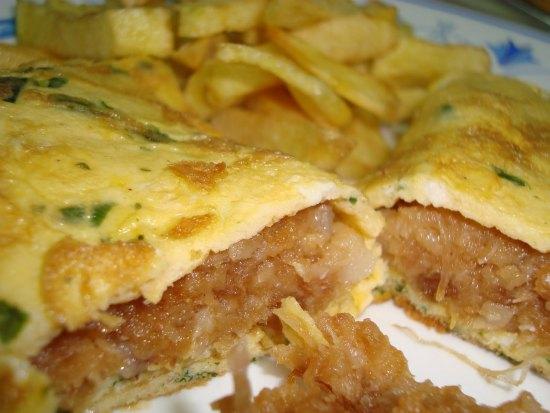 preparar o omelete perfeito