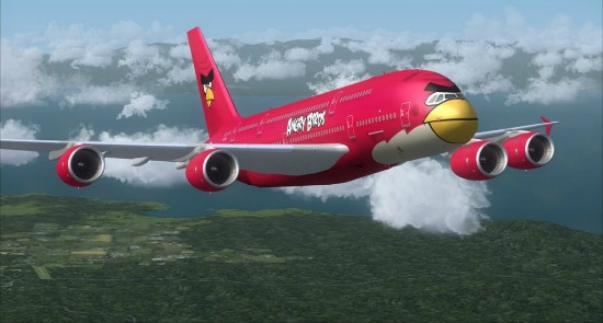 Angry Birds Air