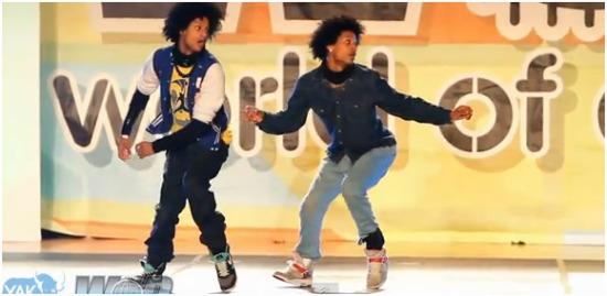 les twins hip hop