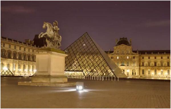 Paris sem ninguém
