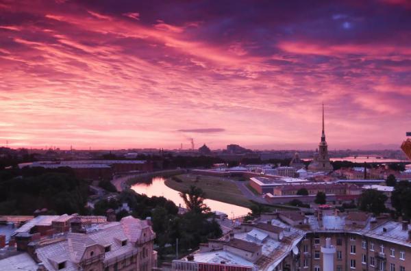 belezas de São Petersburgo