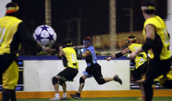 futebol elétrico