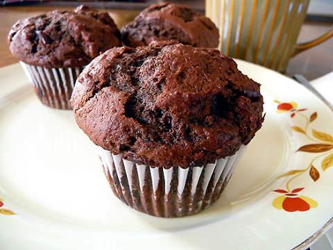 como fazer saborosos muffins