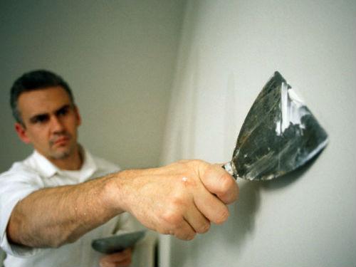 preparar parede pintura