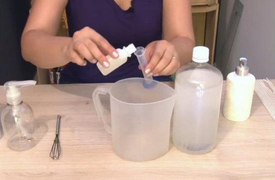 fazer sabonete liquido